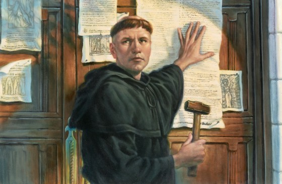 One Way to Continue the Spirit of the Reformation
