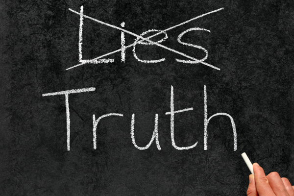 Truth Vs. Lies
